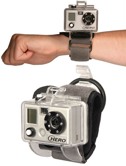 gopro hero wrist mount gopro hero helmet mounts