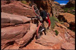 Mountain Bike Wreck Endo