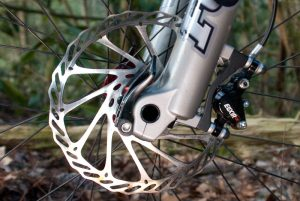 Front 185mm Avid Elixir CR Disc Brake
