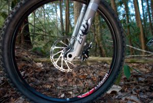 Front Avid Elixir CR Disc Brake