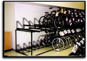 Wall Bike Racking System