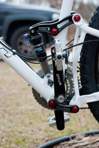 Niner Jet 9 CVA Suspension Linkage