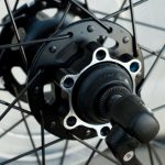 6 Bolt Mountain Bike Disc Hub