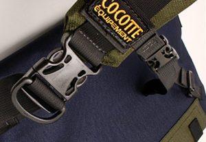 Cocotte Equipement Fred Messenger Bag