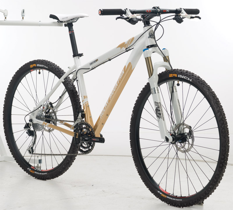 Rocky Mountain Bikes Vertex And Altitude 29er Sleds Bike198