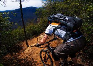 Ergon BC3 - North Carolina Mountains