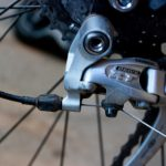 Shimano XT SIS Barrel Adjuster Rear Derailleur