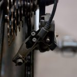 Shimano XTR Rear Derailleur Shadow Limit Screws
