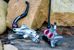 Hayes Stroker Ace Caliper and Lever - Front