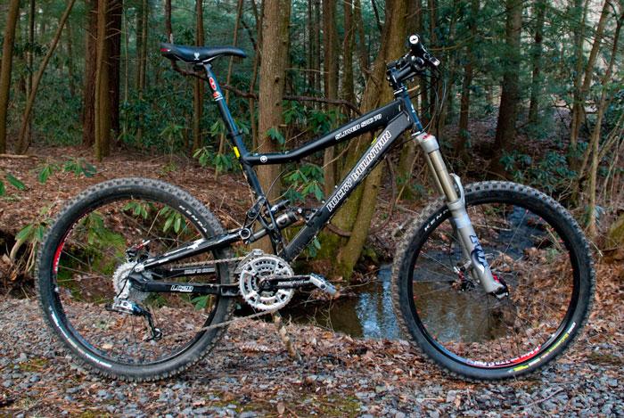 Rocky Mountain Slayer Sxc 70 Mountain Bike Review Bike198
