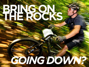 How To Descend Rocky Mountain Bike Trails - Riding Tip