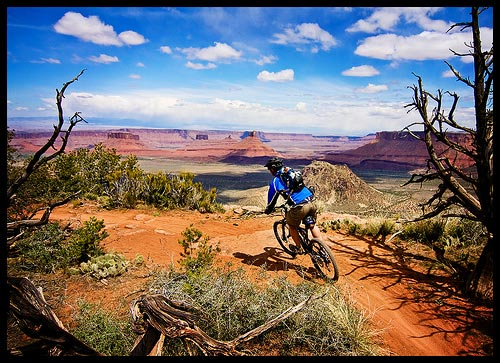 Shot 2 - Mountain Biking Photography