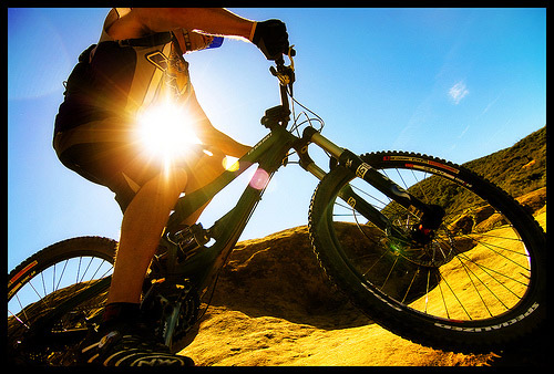 Mountain Bike Photography
