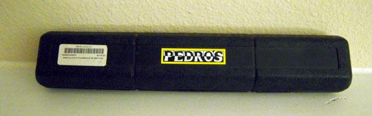 Pedro's Torque Wrench 1.0 Box