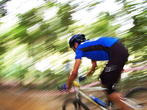 Mountain Biker - Mountain Biking