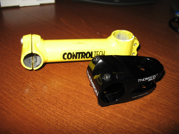 130mm Control Tech MTB Stem
