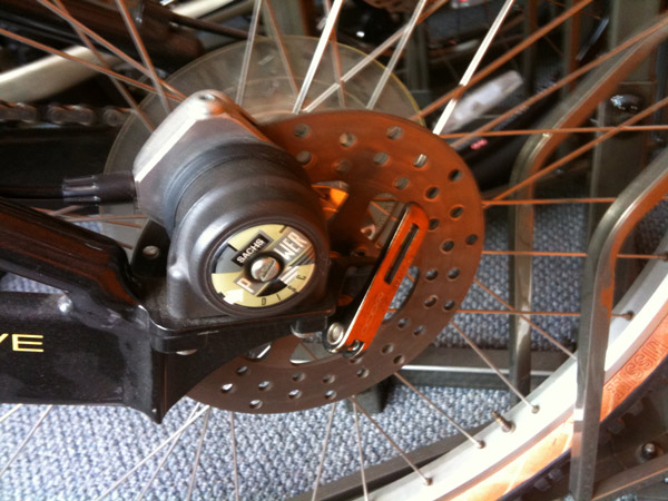 Sachs Power Disc Brake