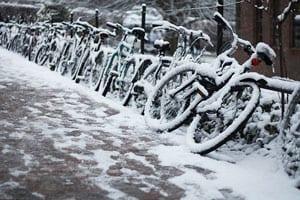 Snow Bikes - Off Season Training