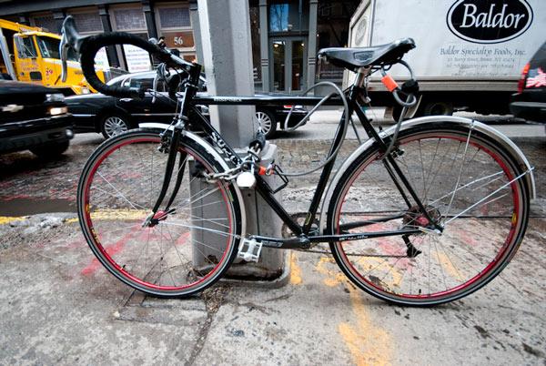Commuting By Bike In New York City | Bike198