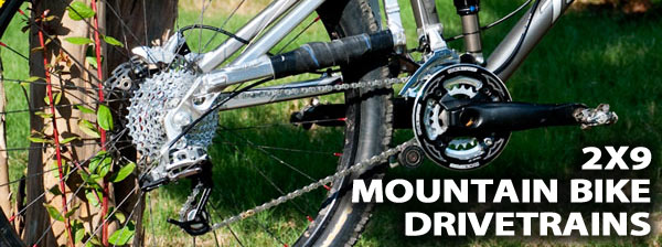 2x9 Mountain Bike Drivetrain