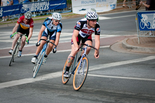 Roswell Crit - Fixed Gear Bike Race