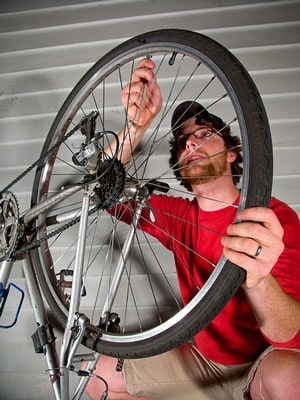 How To True A Bike Wheel