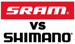 SRAM vs Shimano - Mountain Bike Components