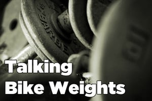 How Much Does Your Bike Weigh?
