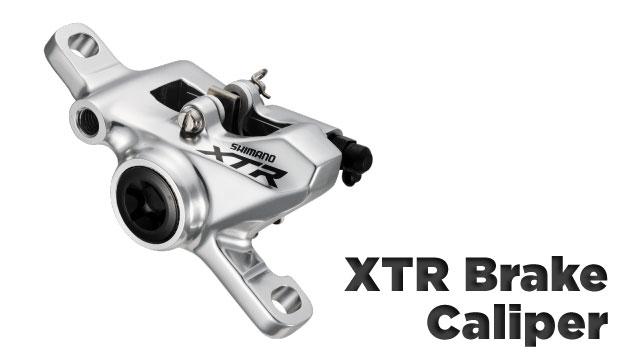 2011 Shimano XTR Brake Caliper