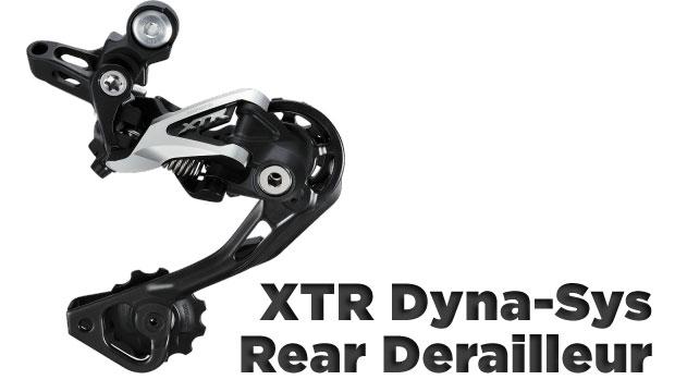 2011 Shimano XTR Rear Derailleur