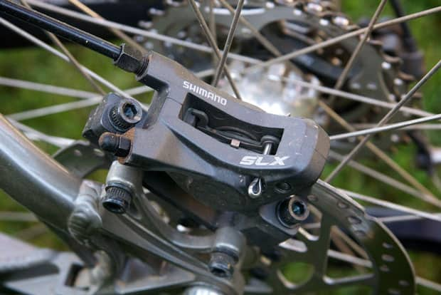 Shimano SLX Rear Brake Caliper