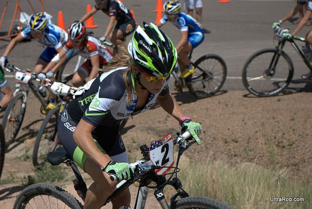 Cross Country Mountain Bike Race