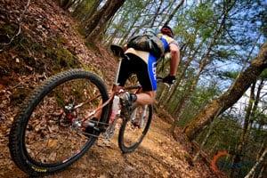 Long Mountain Bike Ride