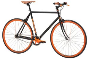 Mongoose Fixie Commuter Bike