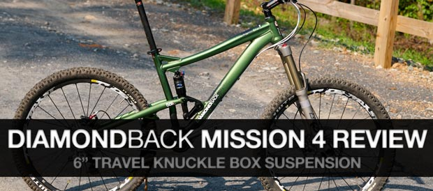 Diamondback Mission 4 Review