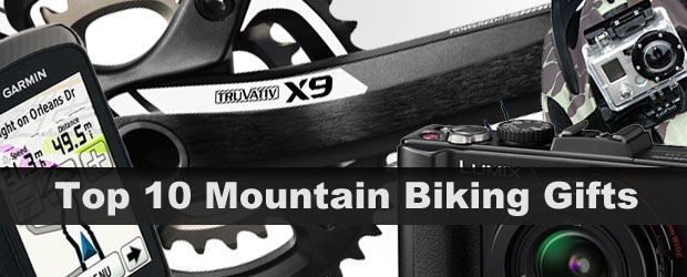Top 10 Mountain Biking Gifts for 2010