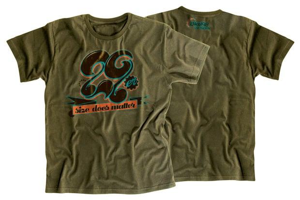 Realistic 29er T-Shirt