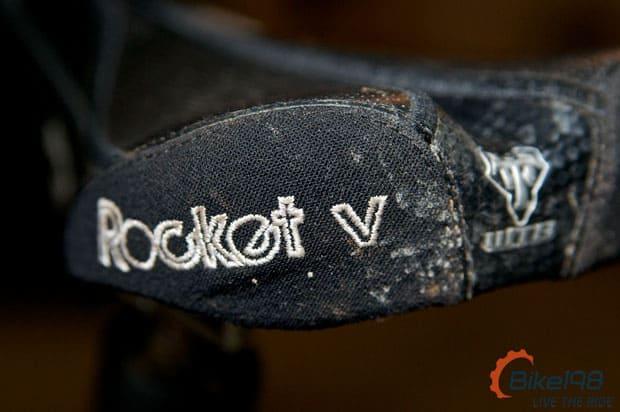 Rocket V Embroidered Logo