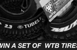 Win A Set Of WTB Tires