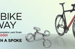Win your dream bike with Easton Cycling and Landshark Bicycles