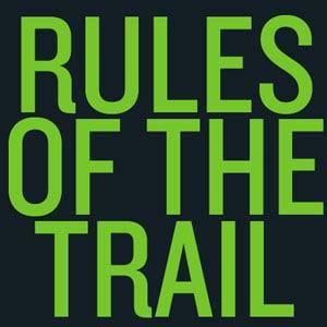 Rules of the Mountain Biking Trail