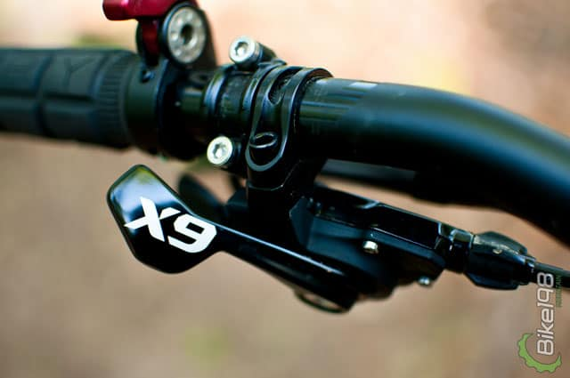 Review: SRAM X9 10 Speed Mountain Bike Component Group | Bike198