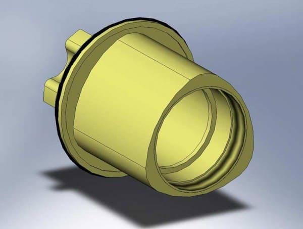 Kirk Panceti Polygon Freehub Cassette Design