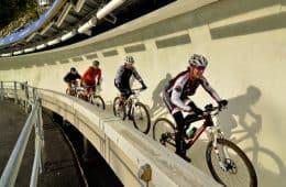 Bike Luge - Whistler Sliding Center