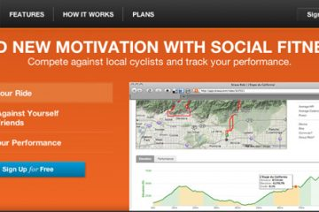 Strava GPS Logging for Cyclists