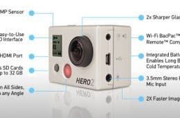 GoPro Hero2 Professional