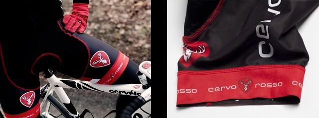 Cervo Rosso Bib Shorts
