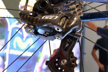 Mountain Bike electronic shifting