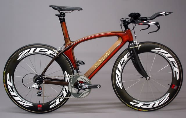 Renvo Tri Bike Wood