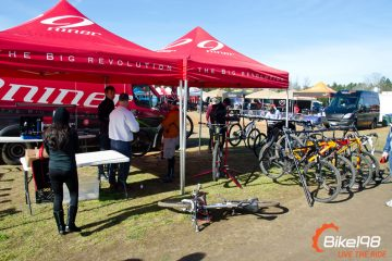 Niner Bikes Booth